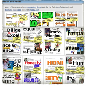 Values Education - Media, Interactives, Resources and other free ...